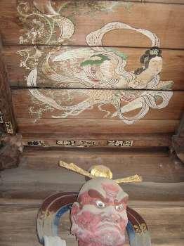 天井絵 3(大悲願寺)