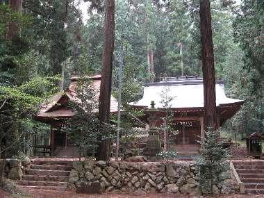 三島神社 3(あきる野市)