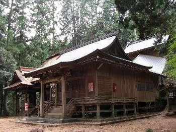 三島神社 4(あきる野市)