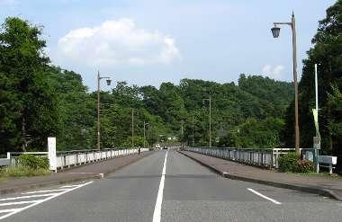 神代橋 (08.6.6)
