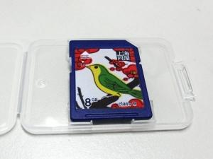 花札SDカード