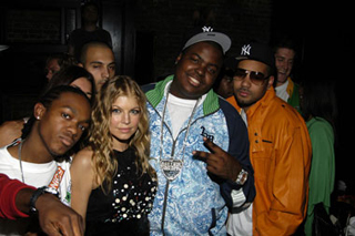SEAN KINGSTON & FERGIE