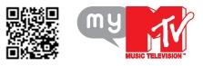 myMTV&QRlogo