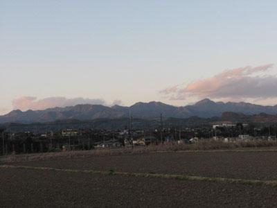 2008年12月31日 上毛三山 榛名山