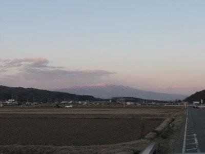 2008年12月31日 上毛三山 赤城山