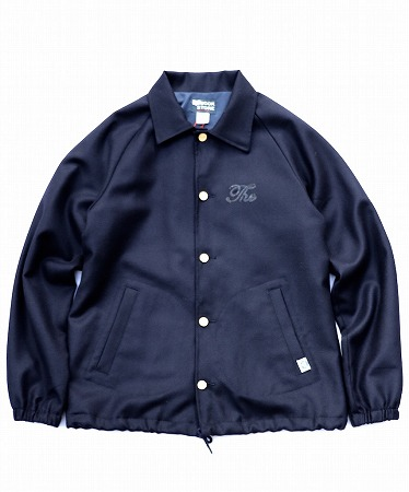 THE BOOK STORE/WOOL COACH JACKET