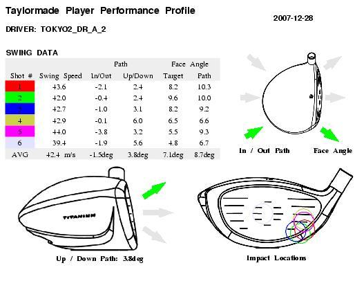 1Wのスイング解析データ_2007_12_28