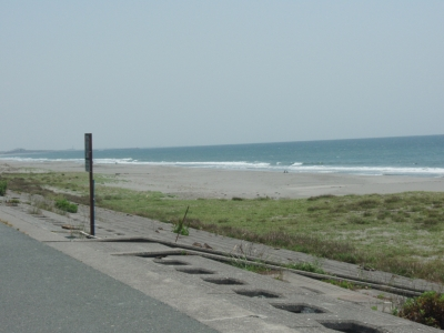 午前中の波?