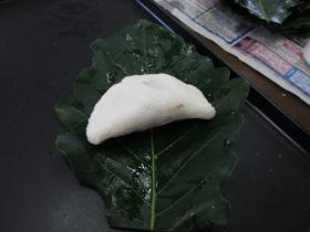 blogかしわ餅2.JPG