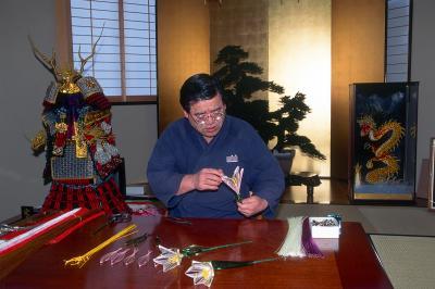 飯田市の伝統工芸_水引3