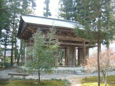 飯田市の開善寺1