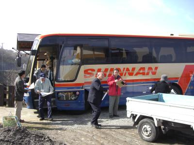 南信州観光公社のエコツアー1
