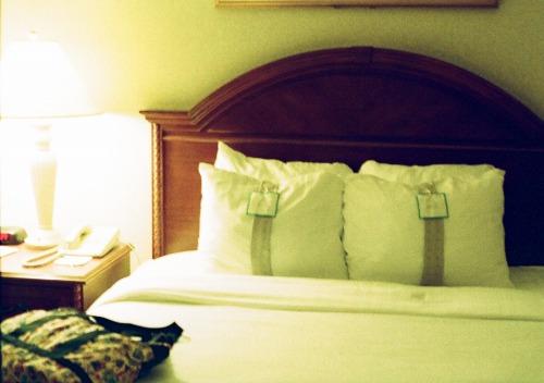 ふかふかベッド