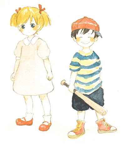 アナとニンテン