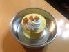 ゴマ用のクリスマスケーキ