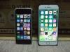 先代のiPhone5cと新iPhone7