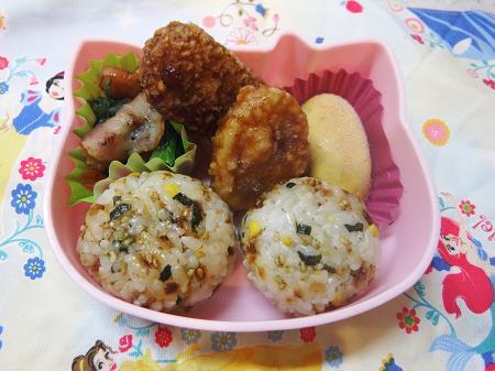 11月6日幼稚園お弁当