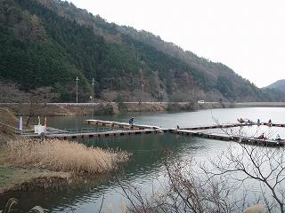 佐仲ダム ワカサギ 2008 1