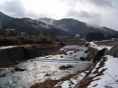 円山川水系 建屋川