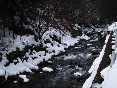 円山川水系 大屋川