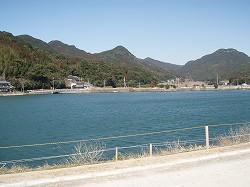 佐々川河口