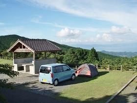 琴海赤水公園オートキャンプ場