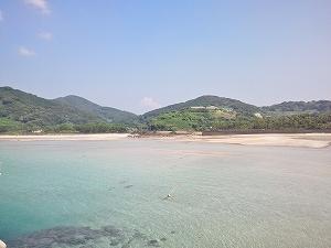 平戸・根獅子海水浴場