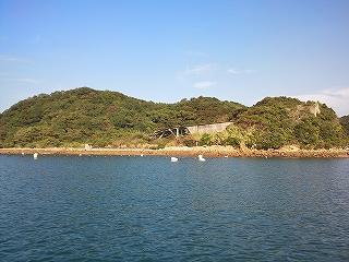 永ノ島炭鉱跡