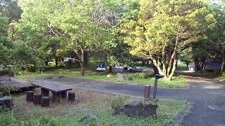 白岳公園キャンプ場オートキャンプ場