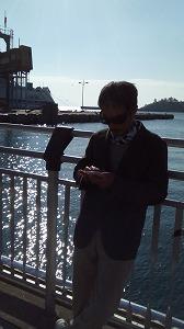 昭和オヤジ旅・島原外港
