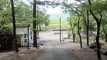 東彼杵町・龍頭泉いこいの広場キャンプ場 テントサイト