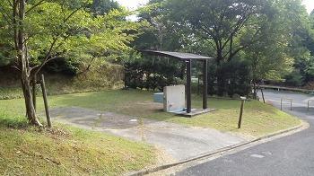 嬉野市・広川原キャンプ場 オートキャンプサイト