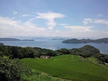 鷹島・福島グルメ&歴史ツーリング 鷹島編