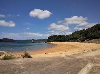 初崎海水浴場