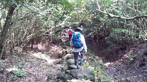 平戸島最高峰・安満岳・トレッキング会