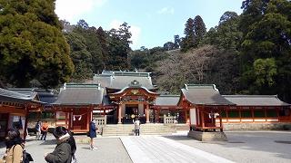 南九州の旅・霧島神宮