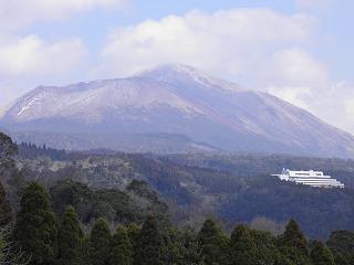 霧島 高千穂の峰