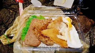 平戸島でアジング RIC平戸中野店ドリーム弁当