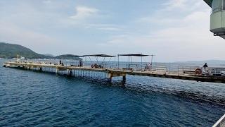 福岡市海づり公園 釣り桟橋