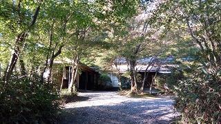 小田温泉の「民宿・きらく」