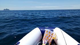 平戸にてボートサビキ