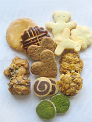 2005 Christmas cookies