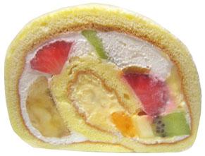 キハチ ロールケーキ