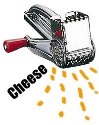 チーズおろし