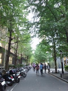 慶應義塾大学と早稲田大学