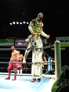 新日本プロレスPresents『CMLL FANTASTICA MANIA 2014 』新木場大会