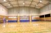玉島の体育館