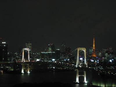 フジテレビ展望台2006.3.16