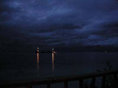 マーメイドからの夜景