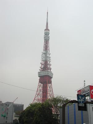 東京タワー2006.4.13